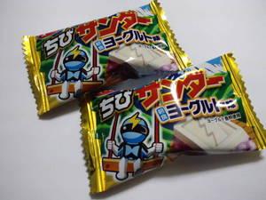 有楽製菓ちびサンダー朝食ヨーグルト味.jpg