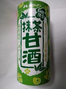 メロディアン抹茶甘酒.JPG